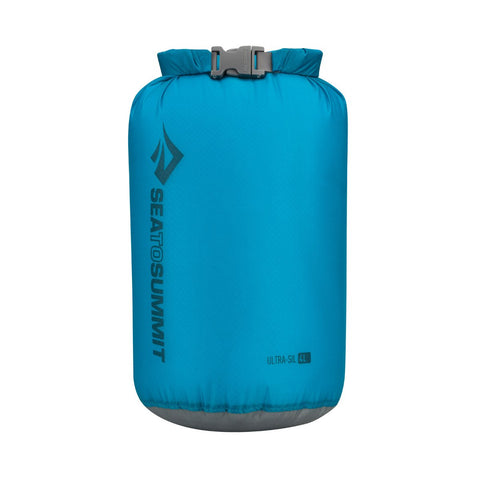 Ultra-Sil Dry Sack - 4L-Sea to Summit-Pacific Blue-Uncle Dan's, Rock/Creek, and Gearhead Outfitters