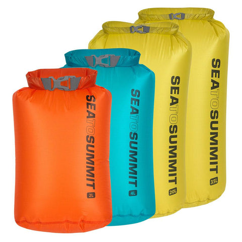 Ultra-Sil Nano Dry Sack - 13L-Sea to Summit-Orange-Uncle Dan's, Rock/Creek, and Gearhead Outfitters