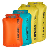 Ultra-Sil Nano Dry Sack - 1L-Sea to Summit-Lime Green-Uncle Dan's, Rock/Creek, and Gearhead Outfitters