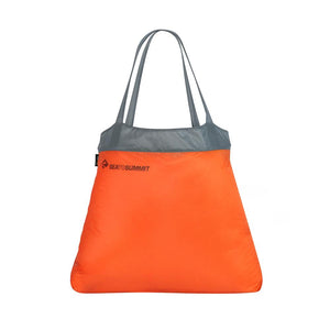 Ultra-Sil Shopping Bag-Sea to Summit-Orange-Uncle Dan's, Rock/Creek, and Gearhead Outfitters