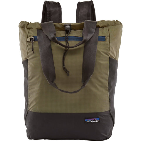 Ultralight Black Hole Tote Pack-Patagonia-Sage Khaki-Uncle Dan's, Rock/Creek, and Gearhead Outfitters