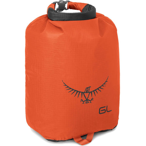 Ultralight Drysack - 6L-Osprey-Electric Lime-Uncle Dan's, Rock/Creek, and Gearhead Outfitters