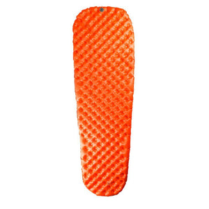 Ultralight Insulated Air Sleeping Mat - Large-Sea to Summit-Orange-Uncle Dan's, Rock/Creek, and Gearhead Outfitters