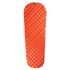 Ultralight Insulated Mat Small - Orange-Sea to Summit-Uncle Dan's, Rock/Creek, and Gearhead Outfitters