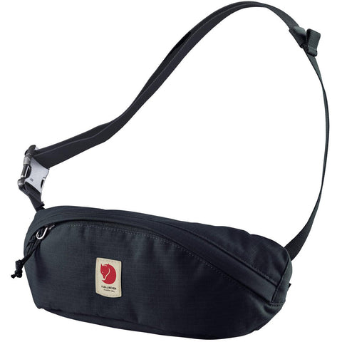 Ulvo Hip Pack Medium-Fjallraven-Black-XL-Uncle Dan's, Rock/Creek, and Gearhead Outfitters