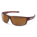 Voucher Sunglasses (Medium Fit)-Suncloud-Matte Tortoise/Polarized Brown-Uncle Dan's, Rock/Creek, and Gearhead Outfitters