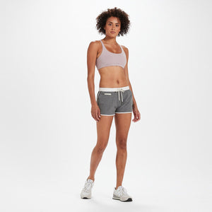 Vuori Women's Tavi Short - VW361_Grey Linen Texture
