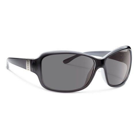 Valencia-Forecast Optics-Black Backpaint with Gray Lens-Uncle Dan's, Rock/Creek, and Gearhead Outfitters