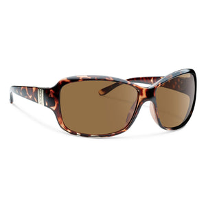 Valencia-Forecast Optics-Tortoise with Brown Lens-Uncle Dan's, Rock/Creek, and Gearhead Outfitters