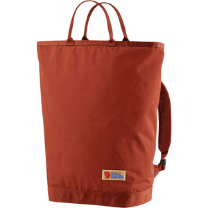 Vardag Totepack-Fjallraven-Cabin Red-L-Uncle Dan's, Rock/Creek, and Gearhead Outfitters
