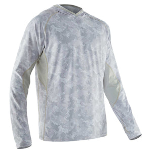 Men's Varial Hoodie-Northwest River Supplies-Ice Gray Camo-S-Uncle Dan's, Rock/Creek, and Gearhead Outfitters