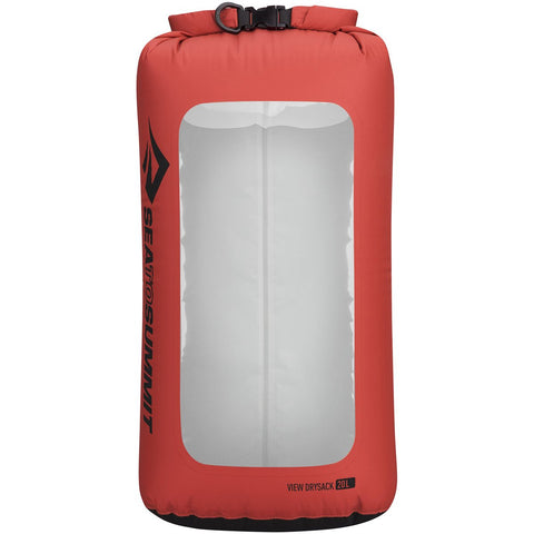 View Dry Sack - 20L-Sea to Summit-Red-Uncle Dan's, Rock/Creek, and Gearhead Outfitters