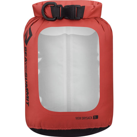 View Dry Sack - 2L-Sea to Summit-Red-Uncle Dan's, Rock/Creek, and Gearhead Outfitters