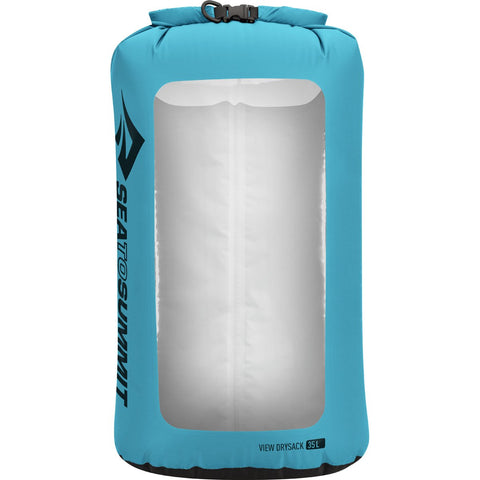 View Dry Sack - 35L-Sea to Summit-PacificBlue-Uncle Dan's, Rock/Creek, and Gearhead Outfitters