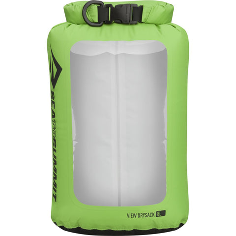 View Dry Sack - 8L-Sea to Summit-AppleGreen-Uncle Dan's, Rock/Creek, and Gearhead Outfitters