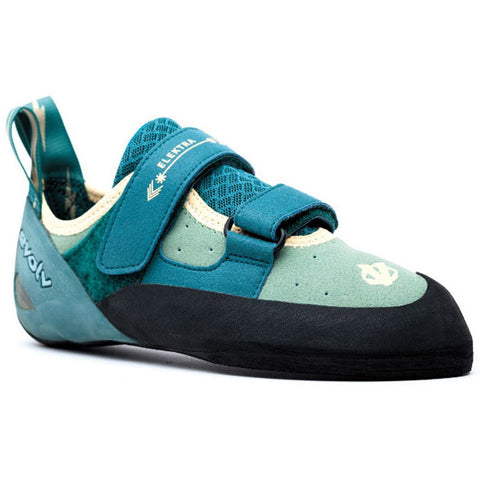 Women's Elektra Climbing Shoe-Evolv-Jade Sea/Pine-10-Uncle Dan's, Rock/Creek, and Gearhead Outfitters