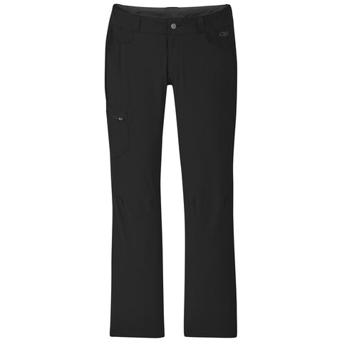 Women's Ferrosi Pants-Outdoor Research-Black-10 R-Uncle Dan's, Rock/Creek, and Gearhead Outfitters