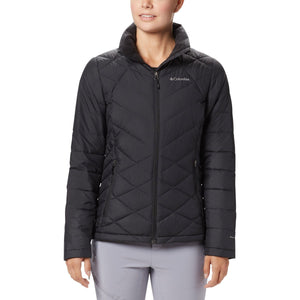 Women's Heavenly Jacket-Columbia-Black-L-Uncle Dan's, Rock/Creek, and Gearhead Outfitters