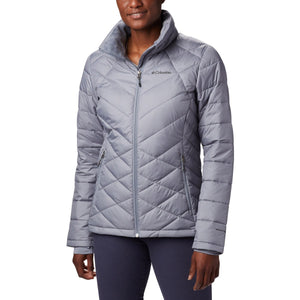 Women's Heavenly Jacket-Columbia-Tradewinds Grey-L-Uncle Dan's, Rock/Creek, and Gearhead Outfitters