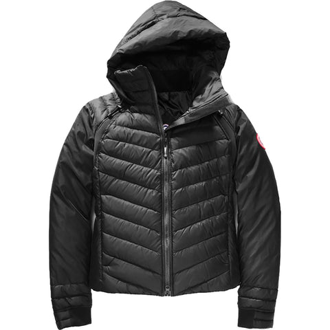 Women's HyBridge Base Jacket-Canada Goose-Black-XS-Uncle Dan's, Rock/Creek, and Gearhead Outfitters