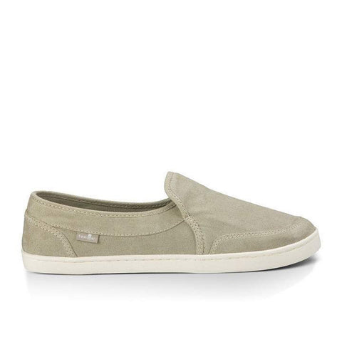 Women's Pair O Dice Slip-On Shoe - Clearance-Sanuk-Natural-6-Uncle Dan's, Rock/Creek, and Gearhead Outfitters