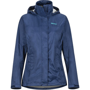 Women's PreCip Eco Jacket-Marmot-Arctic Navy-L-Uncle Dan's, Rock/Creek, and Gearhead Outfitters