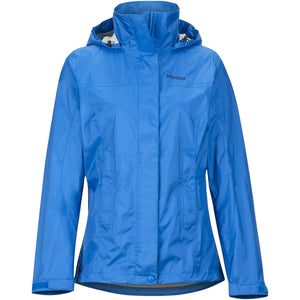Women's PreCip Eco Jacket-Marmot-CLEAR BLUE-L-Uncle Dan's, Rock/Creek, and Gearhead Outfitters