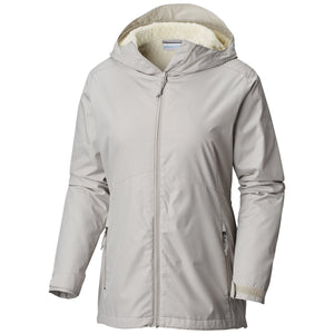 Women's Rainie Falls Jacket-Columbia-Light Cloud-XS-Uncle Dan's, Rock/Creek, and Gearhead Outfitters