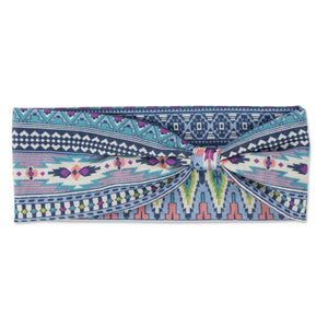 Sandia Headband-Pistil-Blue-Uncle Dan's, Rock/Creek, and Gearhead Outfitters