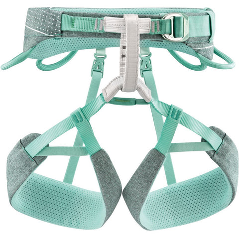 Women's Selena Harness-Petzl-Green Melange-L-Uncle Dan's, Rock/Creek, and Gearhead Outfitters
