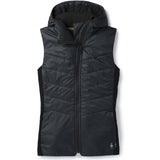 Women's Smartloft 60 Hoody Vest-Smartwool-Black-XS-Uncle Dan's, Rock/Creek, and Gearhead Outfitters