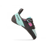 Women's Vapor V Climbing Shoe-Scarpa-Dahlia Aqua-37-Uncle Dan's, Rock/Creek, and Gearhead Outfitters