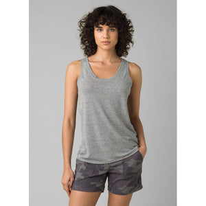 Women's Cozy Up Tank-prAna-White-S-Uncle Dan's, Rock/Creek, and Gearhead Outfitters