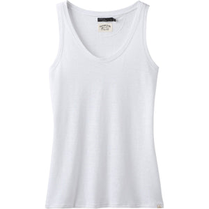 Women's Cozy Up Tank-prAna-White-L-Uncle Dan's, Rock/Creek, and Gearhead Outfitters