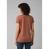 Women's Cozy Up T-Shirt-prAna-Copper Sand Heather-XS-Uncle Dan's, Rock/Creek, and Gearhead Outfitters