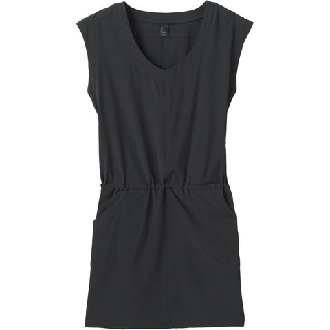 Women's Norma Dress-prAna-Black-XS-Uncle Dan's, Rock/Creek, and Gearhead Outfitters