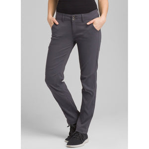 Women's Halle Straight - Regular Inseam-prAna-Coal-2-Uncle Dan's, Rock/Creek, and Gearhead Outfitters
