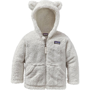 Patagonia Baby Furry Friends Hoody-61155_Birch White