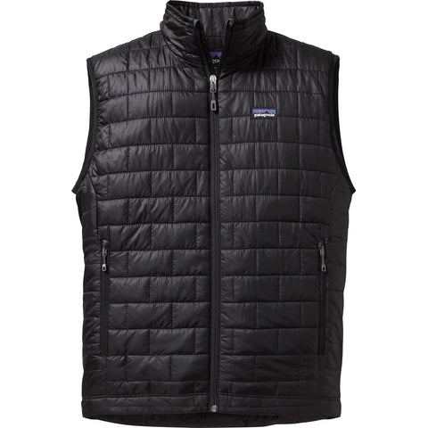 Patagonia Men's Nano Puff Vest-84242_Black