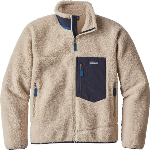 Patagonia Men's Classic Retro-X Jacket-23056_Natural