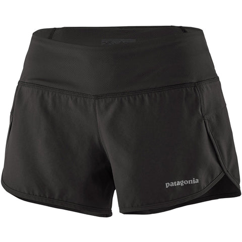 Women's Strider Shorts - 3 1/2 in.-Patagonia-Black-XL-Uncle Dan's, Rock/Creek, and Gearhead Outfitters