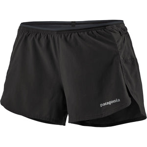 Patagonia Women's Strider Pro Shorts - 3 in.-24657_Black