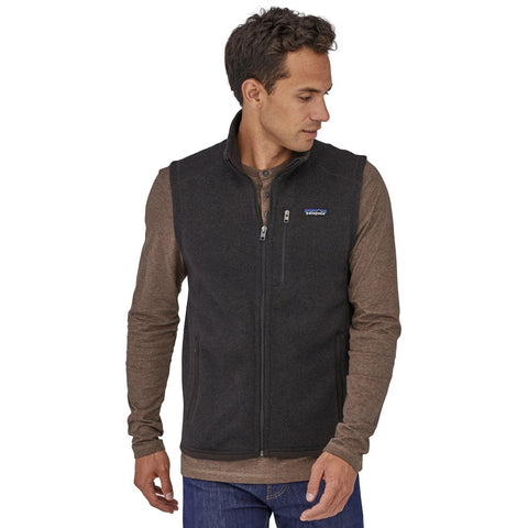 Patagonia Men's Better Sweater Fleece Vest-25882_Black
