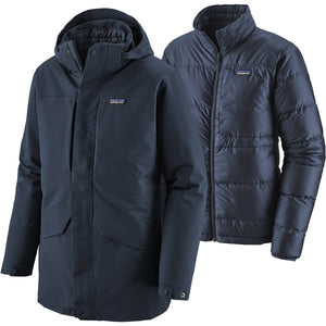 Patagonia Men's Tres 3-in-1 Parka-28388_New Navy