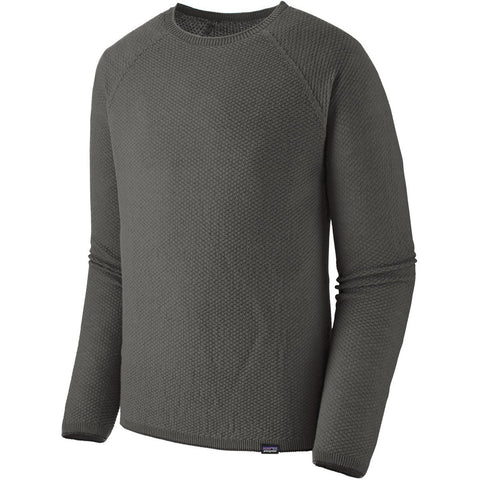Patagonia Men's Capilene Air Crew-36515_Forge Grey - Feather Grey X-Dye
