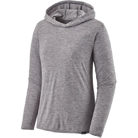 Patagonia Women's Capilene Cool Daily Hoody-45315_Feather Grey