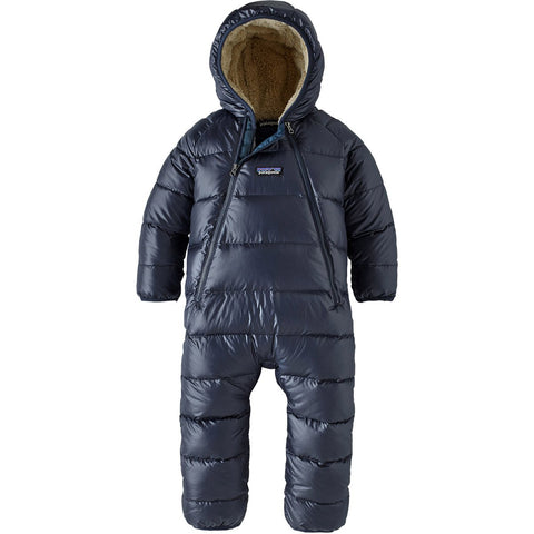 Patagonia Infant Hi-Loft Down Sweater Bunting-60102_New Navy