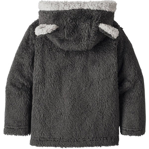 Patagonia Baby Furry Friends Hoody-61155_Forge Grey