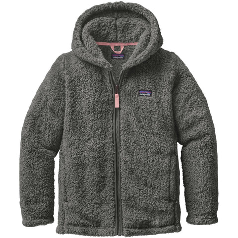 Patagonia Girls' Los Gatos Hoody-65485_Forge Grey