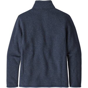 Patagonia Boys' Better Sweater 1/4-Zip-65706_New Navy